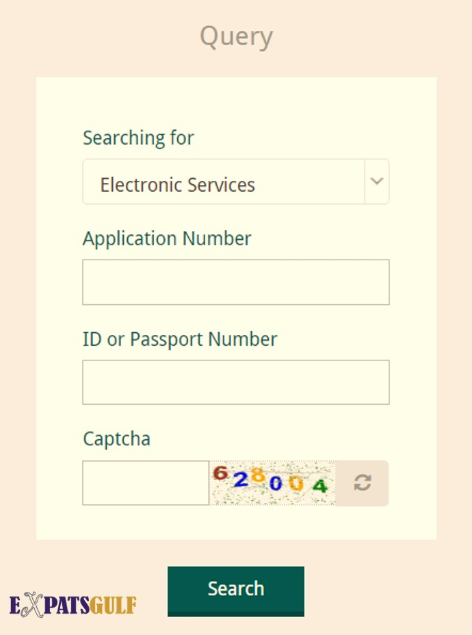 Check Saudi Visa Is Original Or Fake Officially Mofa