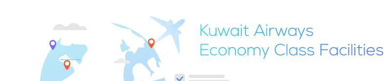 Kuwait Airways Economy Class Facilities