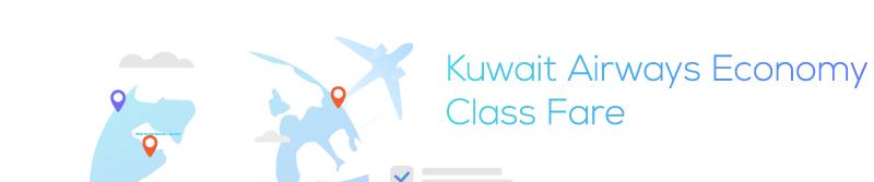Kuwait Airways Economy Class Fare