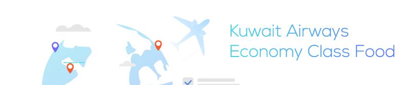 Kuwait Airways Economy Class Food