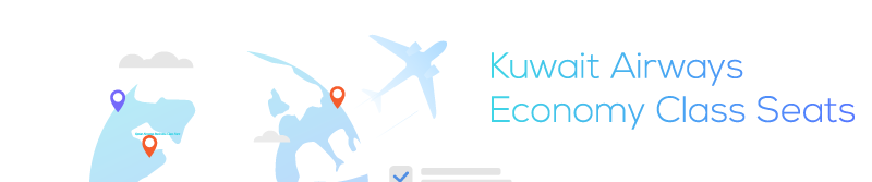 Kuwait Airways Economy Class Seats