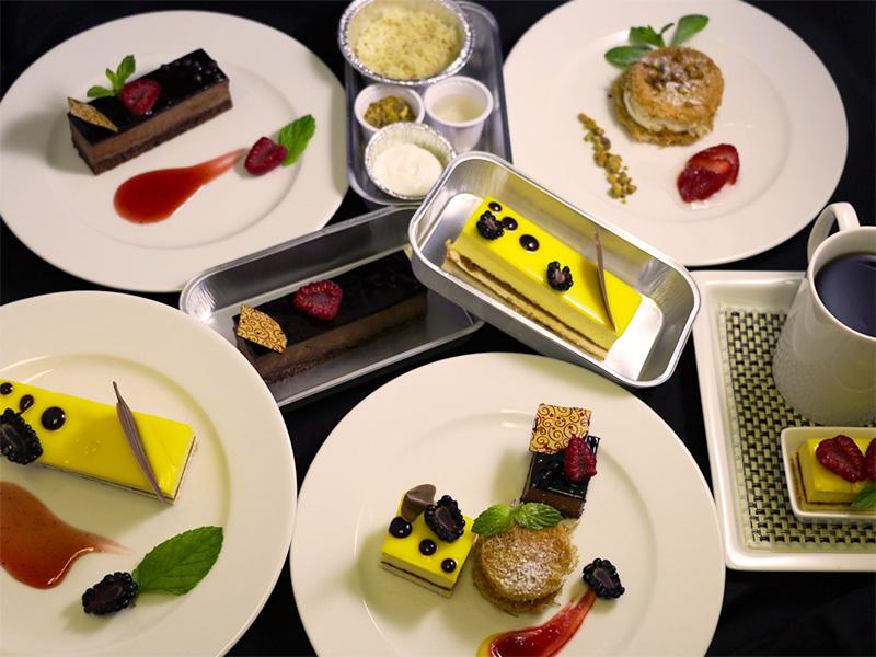 Saudi Airline Business Class food 6