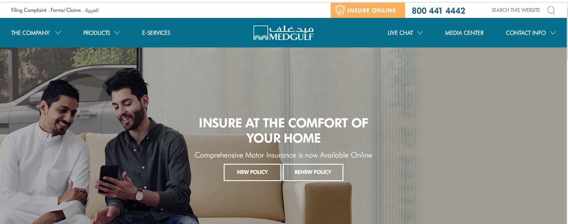 The Mediterranean and Gulf Cooperative Insurance (MEDGULF)