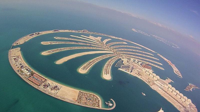 Palms Jumeirah Island