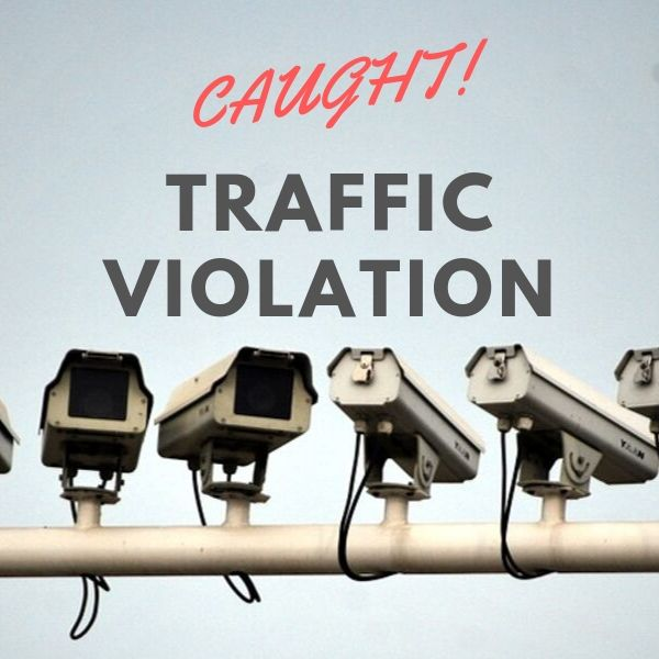 TRAFFIC VIOLATIONS IN GULF