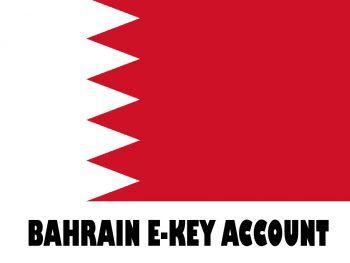 BAHRAIN E-KEY ACCOUNT