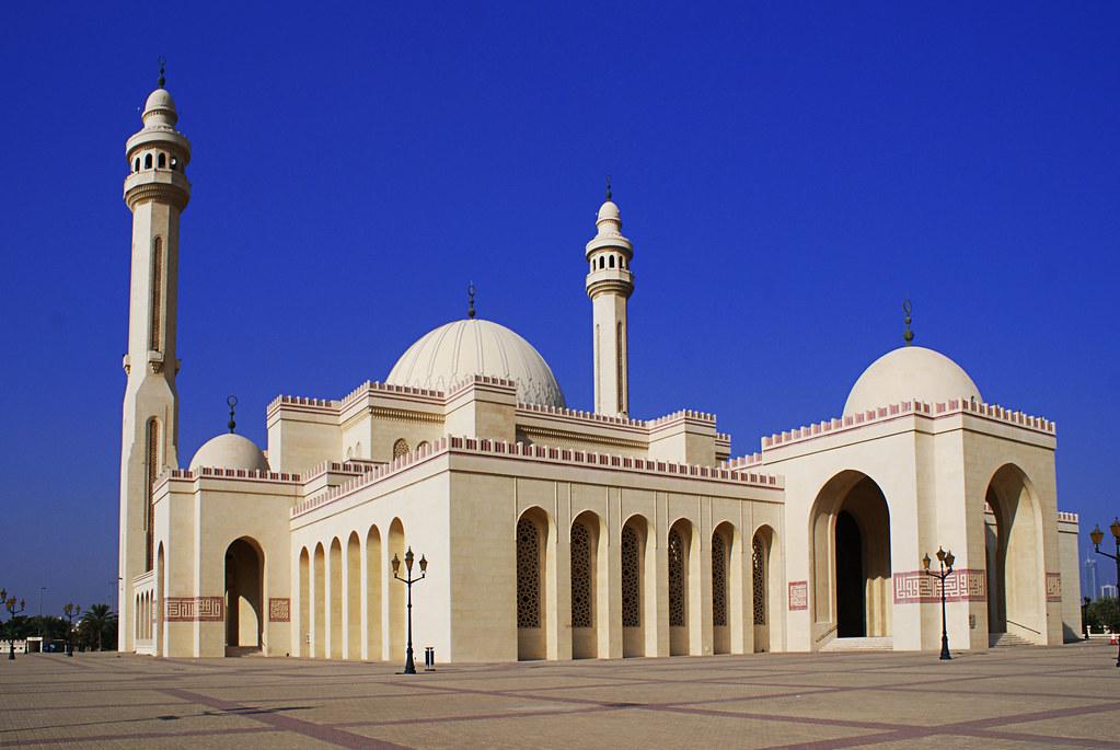 Al Fateh Grand Mosque in Manama