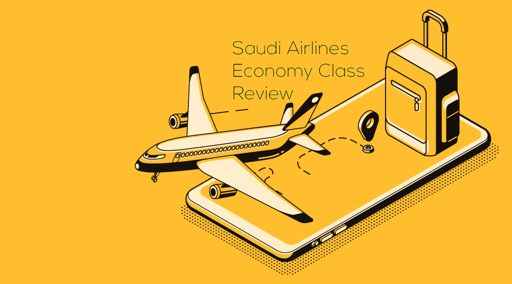Saudi Airlines Economy Class Review: Food, Seats, Facilities