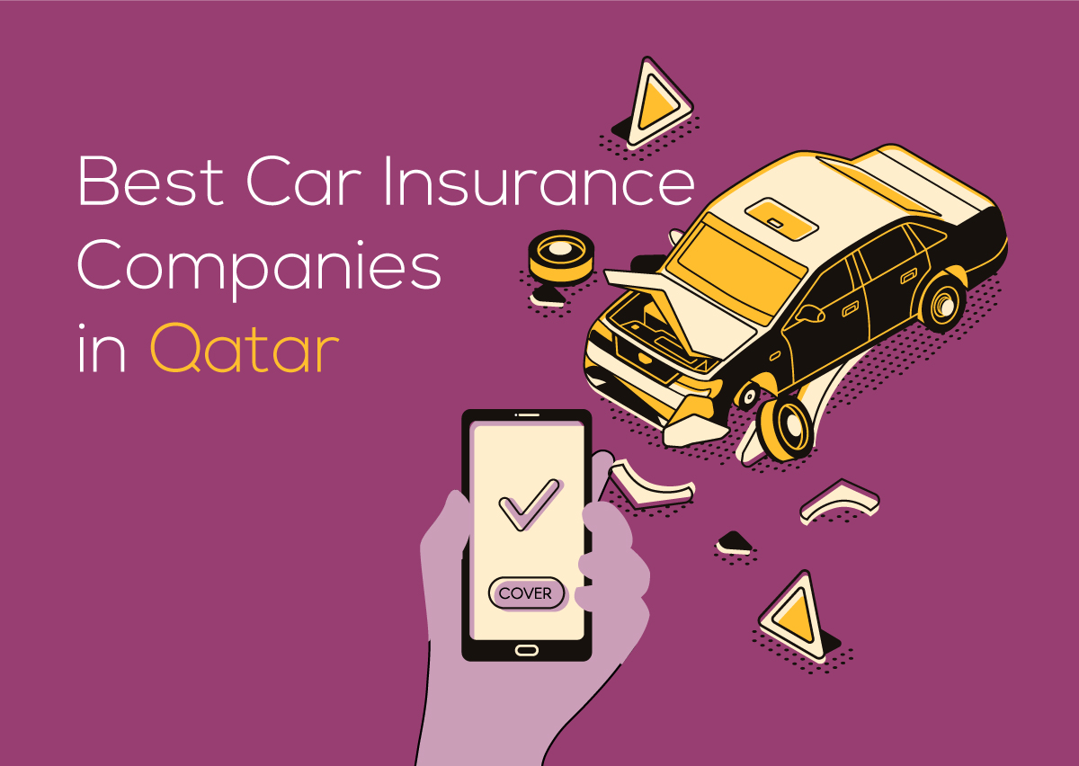Best 5 Car Insurance Companies in Qatar