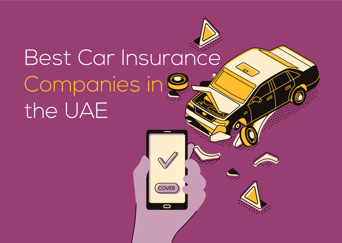 Best 5 Car Insurance Companies in the UAE