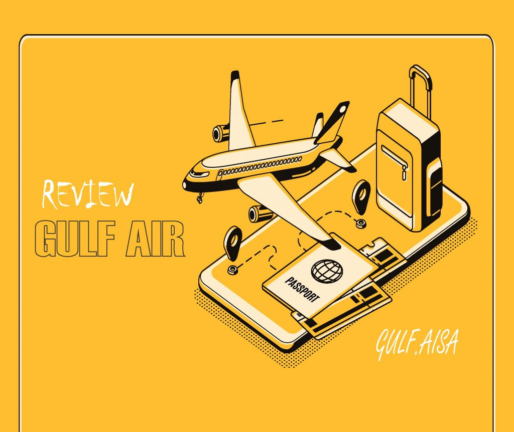 Gulf Air Review | A middle east airline
