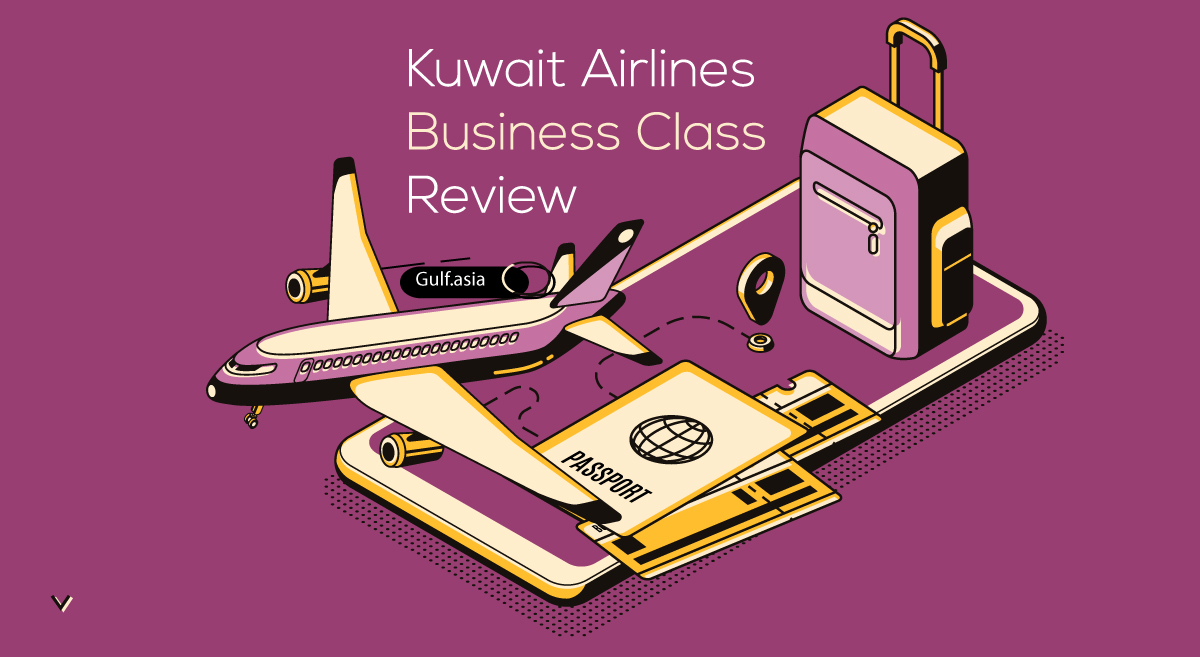 Kuwait Airlines Business Class Review: Food, Seats and More