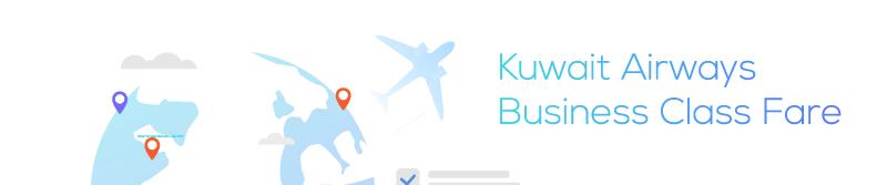 Kuwait Airways Business Class Fare