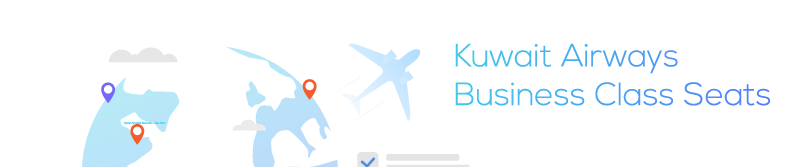 Kuwait Airways Business Class Seats