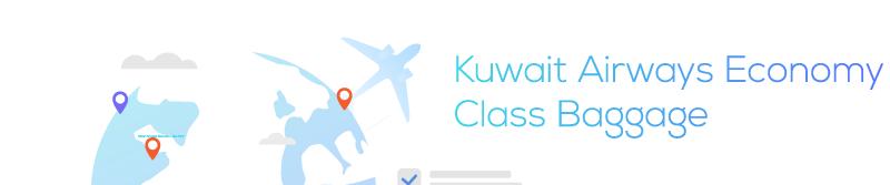 Kuwait Airways Economy Class Baggage