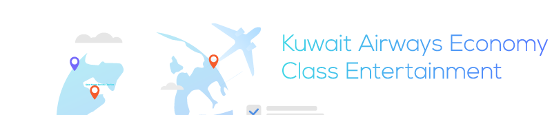 Kuwait Airways Economy Class Entertainment