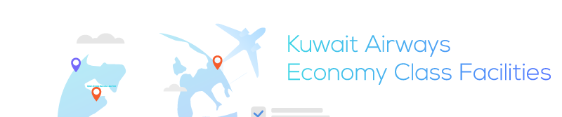 Kuwait Airways Economy Class Facilities