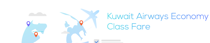 Kuwait Airways Economy Class Fare