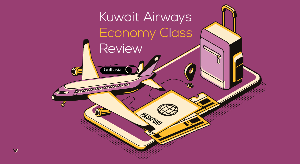 Kuwait Airways Economy Class Review: Food, Seats and More