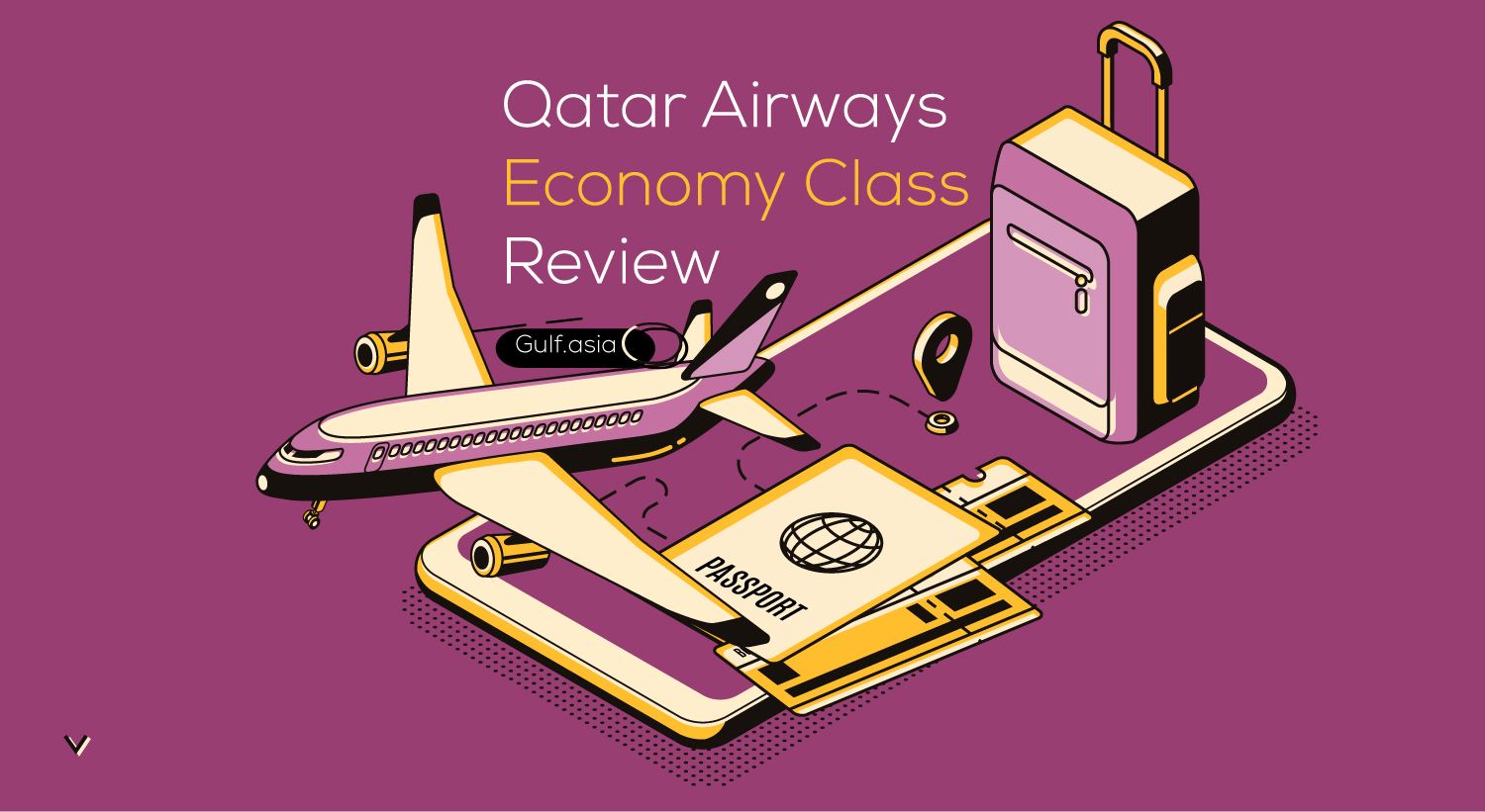 Qatar Airways Economy Class Review: Food, Seats and More