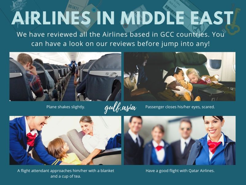 Airlines Operating in GCC Countries