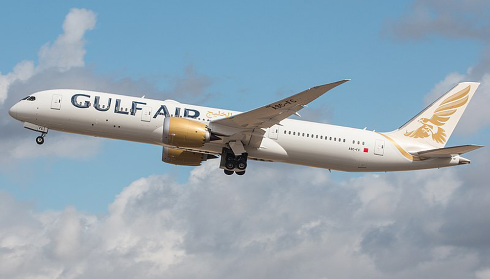review of gulf air