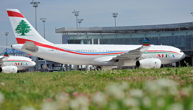 Middle East airlines A330-200-2