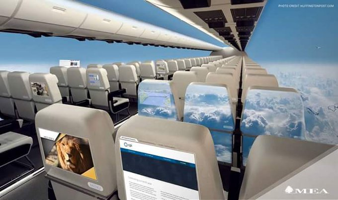 Middle East Airline Seats