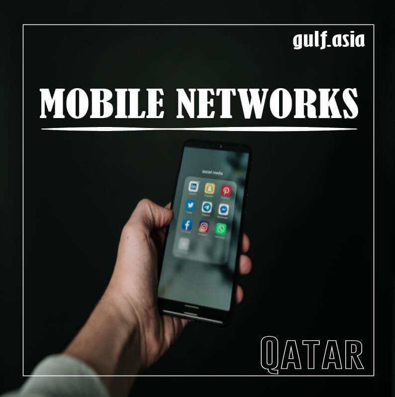 Mobile Networks in Qatar Vodafone and Ooredoo