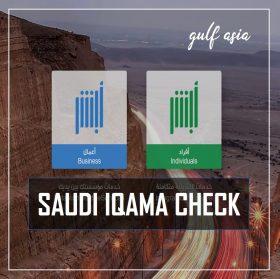 Saudi Iqama Queries at MOI